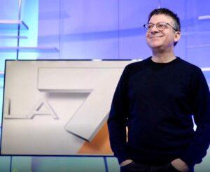Ascolti Tv La7, un ottimo mese di aprile 2021