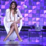 Elisa Isoardi a Canale 5