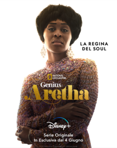 Genius: Aretha, arriva la serie su Aretha Franklin su National Geographic Disney+