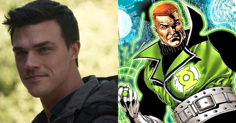 Green Lantern: Finn Wittrock sarà Guy Gardner nella serie TV di HBO Max