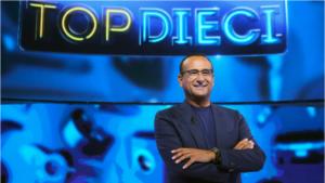 Guida Tv 7 maggio: Top Dieci, L'isola dei famosi, Propaganda Live
