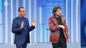 Ascolti tv 30 aprile: ottima chiusura per Felicissima Sera, stabile Top Dieci