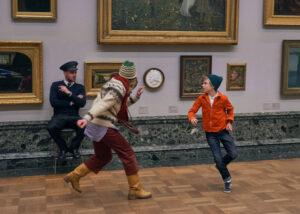 Twist, Oliver Twist 2.0 nel nuovo film Sky Original
