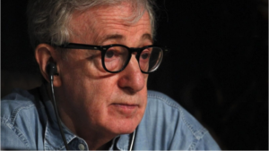Woody Allen, David Sassoli, Mara Venier a Che tempo che fa Rai tre