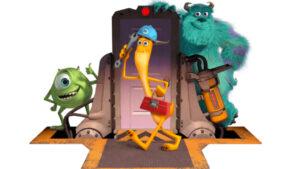 Monsters at Work: il trailer della serie Pixar per Disney+