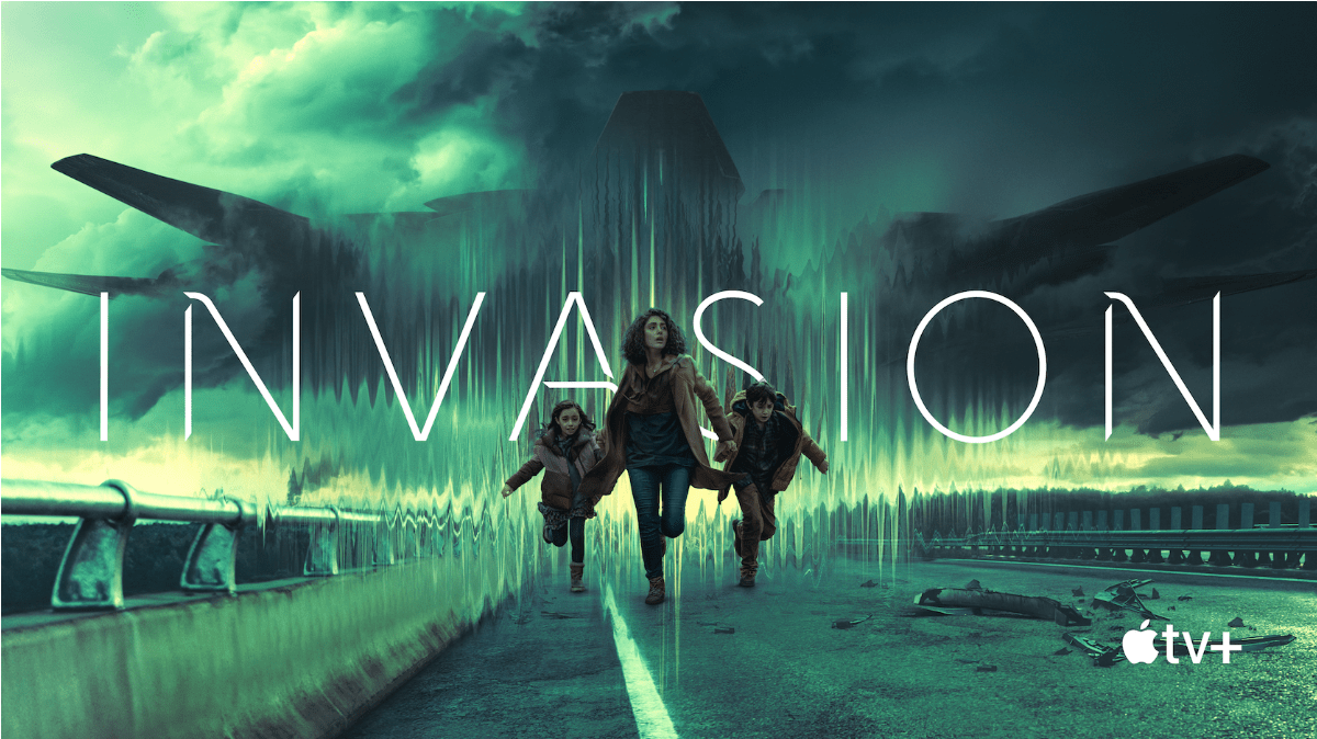 invasion official trailer apple tv +